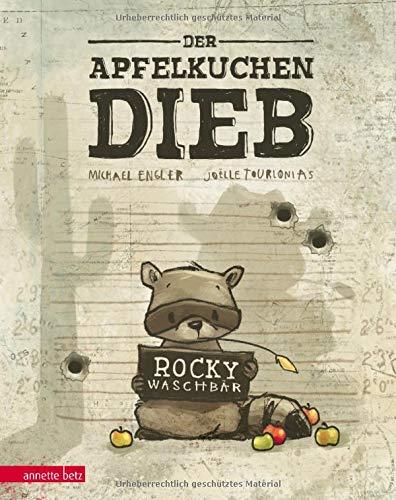 Rocky Waschbär: Der Apfelkuchendieb
