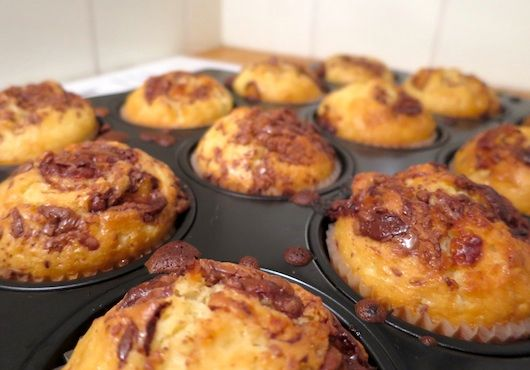 Yogurette-Muffins