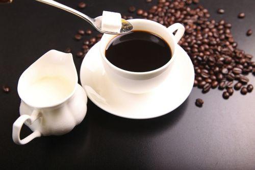 Mit Kaffee kochen