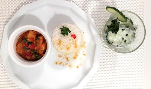 Chicken-Tikka Masala