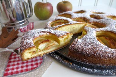 weltbester Apfelkuchen