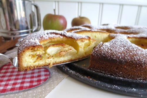 weltbester Apfelkuchen 4