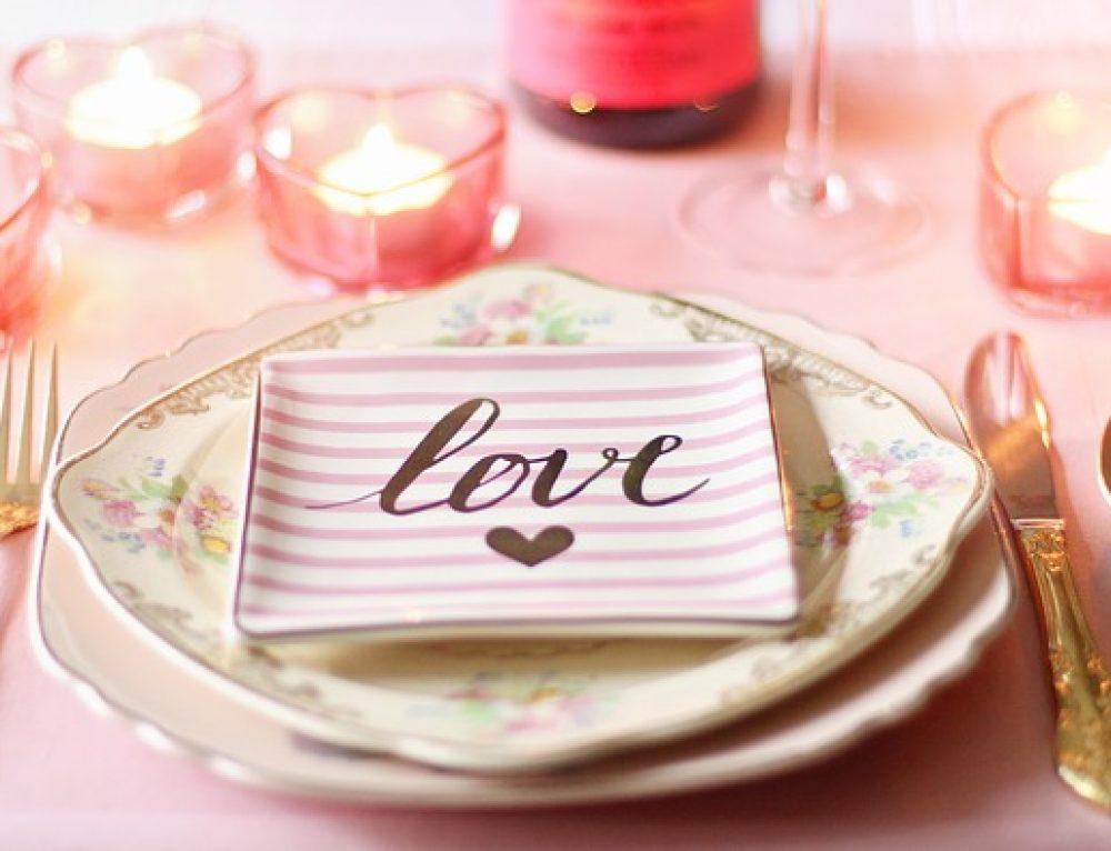 Tour d'Amour: Menü zum Valentinstag