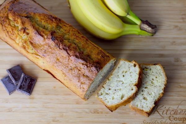 Bananenbrot 2