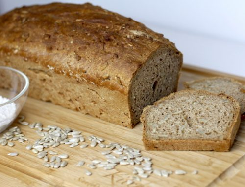 Vollkornbrot ohne Sauerteig selber backen